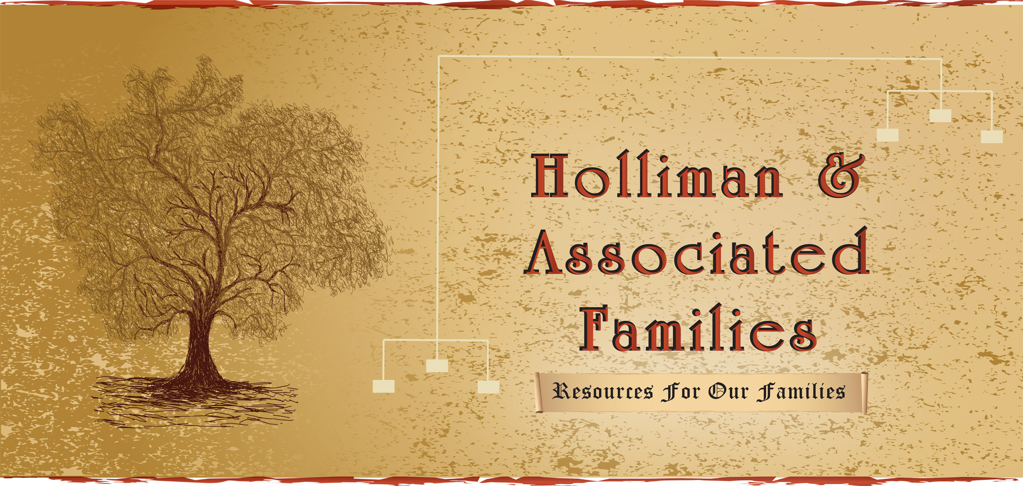 Holliman and Associated Families